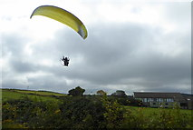 TR0862 : Take-off near Highstreet by pam fray