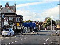 ST1775 : Virgil Street traffic calming, Cardiff by Jaggery