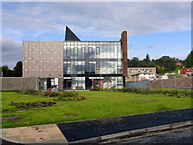 NT5035 : Langlee Primary School, Galashiels by Walter Baxter
