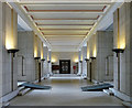 TQ2981 : Interior detail of Senate House, Malet Street (1) by Stephen Richards