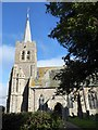 TG0004 : St Andrew, Southburgh: mid September 2017 by Basher Eyre