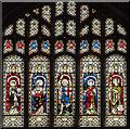 TF2522 : Chancel arch window, Ss Mary & Nicholas church, Spalding by Julian P Guffogg