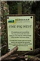 NX0163 : The Big Nest Information, Aldouran Glen by Billy McCrorie