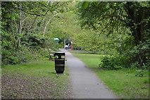 TQ2688 : Capital Ring, Lyttleton Playing Fields by N Chadwick