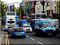 H4572 : Traffic in Omagh : Week 38