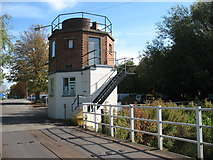 SO7905 : Bond's Mill Bridge by David Purchase
