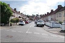ST3090 : Westfield Way, Malpas, Newport by Jaggery