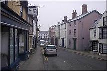 SO2956 : Church Street, Kington by Richard Webb