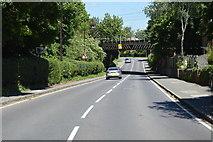 TL5234 : Railway Bridge, Cambridge Rd by N Chadwick