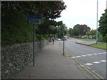 TG2407 : National Cycle Route 1, Norwich by JThomas