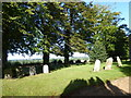 TG0602 : St Andrew & All Saints, Wicklewood: churchyard (b) by Basher Eyre