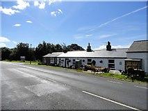 NZ0451 : Cottages at Carterway Heads by Robert Graham