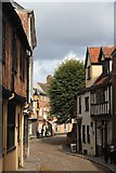 TG2308 : Elm Hill by Oast House Archive