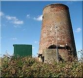 TG3504 : The Buckenham Ferry drainage pump by Evelyn Simak