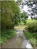 SX5599 : Bridge and road junction at Millbrook by David Smith