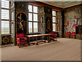 SK4770 : Bolsover Castle, Star Chamber by David Dixon