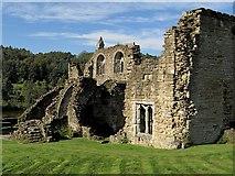 SE7365 : Gatehouse, Kirkham Priory by Paul Harrop