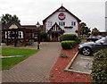 SJ7154 : The Brocklebank, Weston Road, Crewe by Jaggery