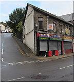 SS9992 : Dragon and New Garden, De Winton Street, Tonypandy by Jaggery