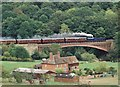 SO7679 : Victoria Bridge, Arley by Martin Tester