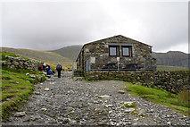 SH5956 : Halfway House by Bill Boaden