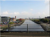 SJ8196 : Manchester Ship Canal by Philip Platt
