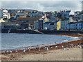 SC2484 : Peel beach by Robin Drayton