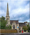 TQ3385 : Church of St Jude & St Paul, Mildmay by Julian Osley