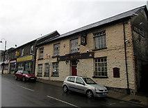 SS9992 : De Winton pub, De Winton Street, Tonypandy by Jaggery