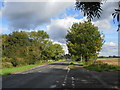 TF1605 : Junction of Peakirk Road and Foxcovert Road near Glinton by Paul Bryan