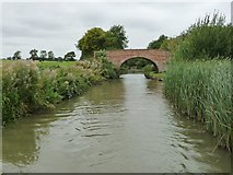 SP7189 : Johnsons Bridge [No 7], from the east by Christine Johnstone