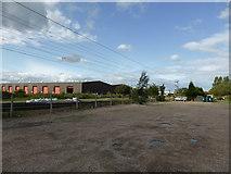 SK7964 : Trackside Industry by Bob Harvey