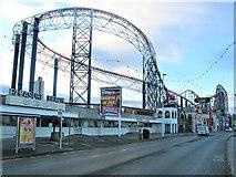 SD3033 : Blackpool Pleasure Beach by G Laird