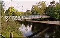 SE1248 : Denton Road Footbridge, Ilkley by SawaSawa
