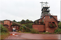 NY0110 : Florence Mine (disused) by Chris Allen