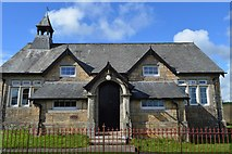 SX4563 : The old school, Bere Ferrers by N Chadwick