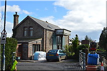 SX4563 : Bere Ferrers Station House by N Chadwick