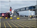 NX0569 : Stena Ferry Port at Cairnryan by Oliver Dixon