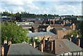 SK8189 : Gainsborough roofscape by Alan Murray-Rust