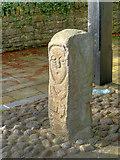 C4645 : Carndonagh Crosses - The pilgrim by David Dixon