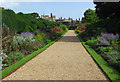 TR3750 : Walmer Castle gardens by Ian Taylor