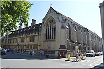 SP5106 : Pusey House Chapel, St Cross College by N Chadwick