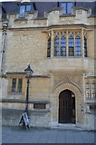 SP5106 : St Cross College by N Chadwick