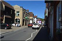TL5338 : Hill St by N Chadwick