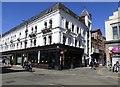 SJ8498 : Corner of Stevenson Square and Spear Street by Gerald England