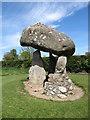 J0811 : The Proleek Dolmen by Eric Jones
