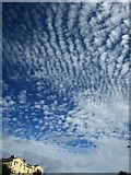 SX9164 : Mackerel sky over Torquay by Derek Harper