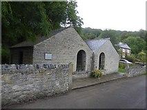 SK2375 : The Roman Baths, Stoney Middleton by David Smith