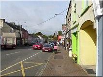 N6796 : Main Street, Bailieborough by Oliver Dixon