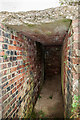 SJ2483 : WWII Cheshire: Defences of the Wirral, Heswall - Civil Bombing Decoy Control Bunker (3) by Mike Searle